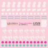J.style  Junko  shimada/レースフラワー
