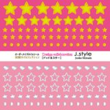 J.style  Junko  shimada/ドット&スター