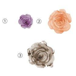 画像3: 水彩Vintage-roses